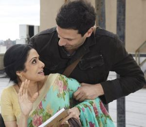 A still from 'English Vinglish'